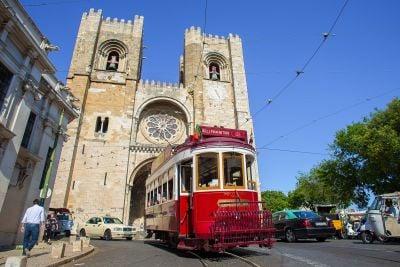 Se Cathedral - Lisbon