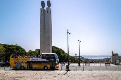 Parque Eduardo VII Viewpoint - Lisbon