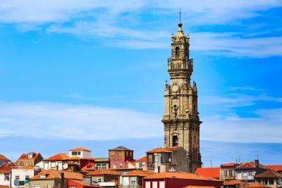 Clérigos tower - Historical Porto