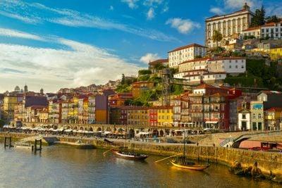"""""""Zona Ribeirinha"""" - Porto"""