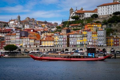 "Six bridges cruise - ""Zona ribeirinha"""