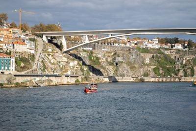 Six bridges cruise - Porto