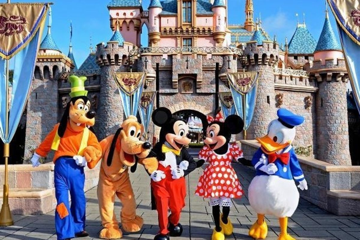 Image result for disneyland anaheim