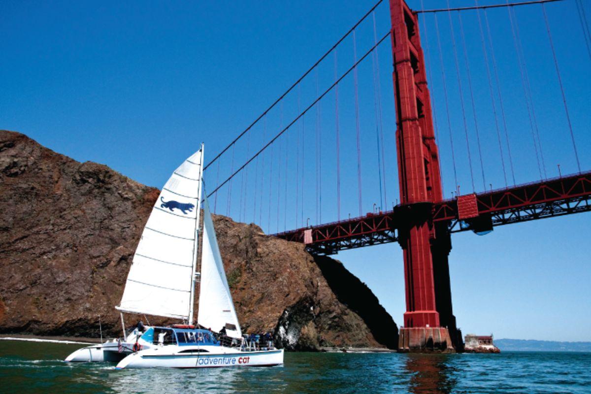 San Francisco Bay Tours - boat cruises around the bay