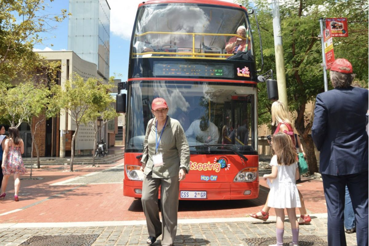 Children hop on and off for free with our 3-for-1 Kids