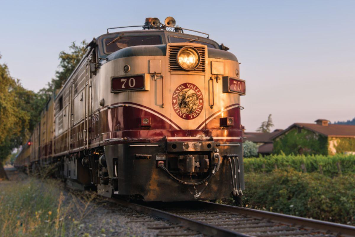 Napa Valley Wine Train-Gourmet Express Dining