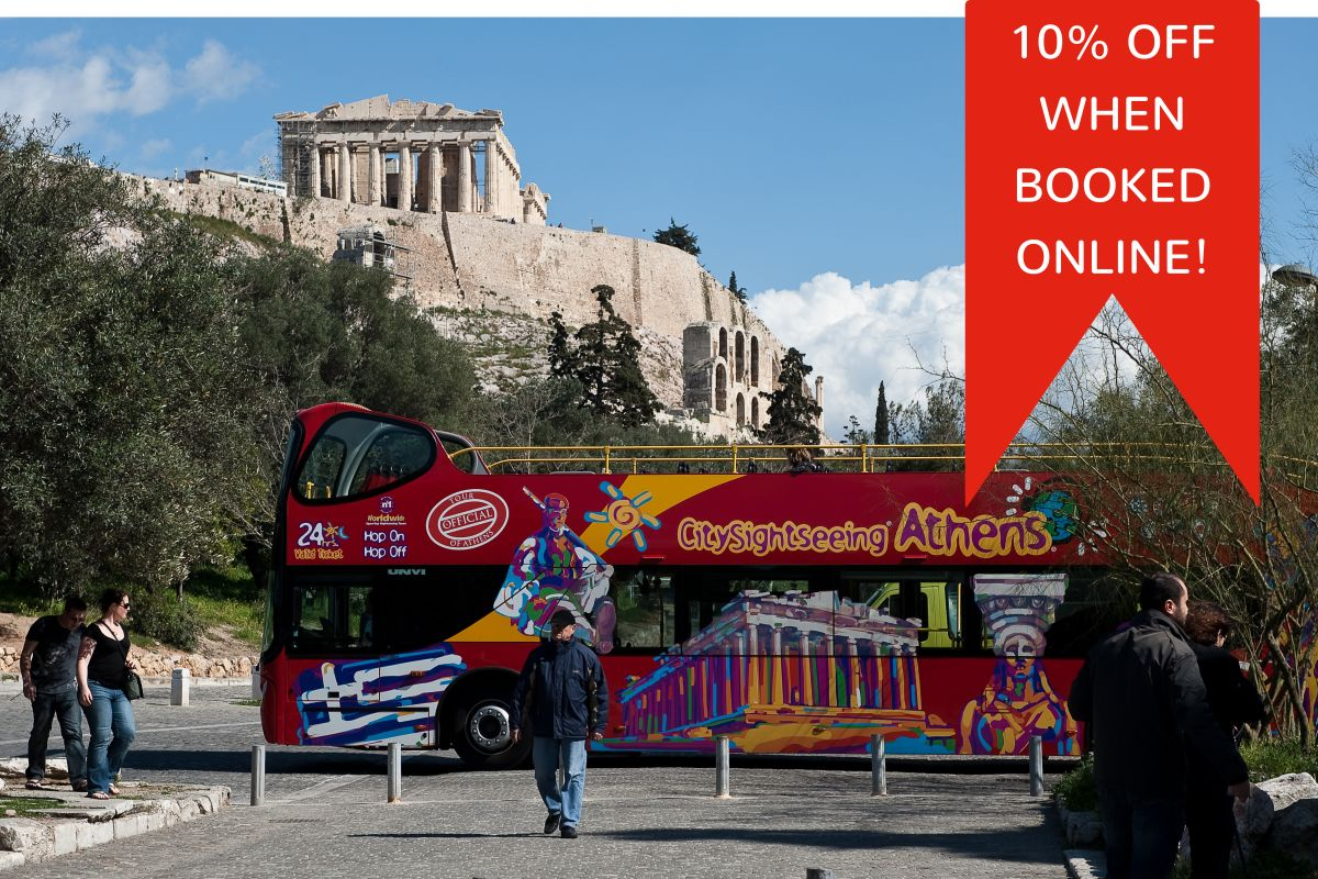 on city sightseeing rome map