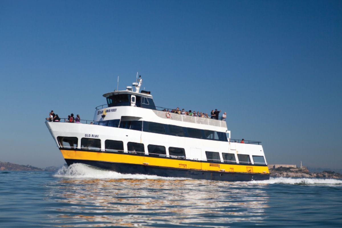San Francisco To Sausalito Ferry