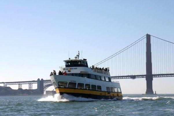 Ferry From San Francisco To Tiburon