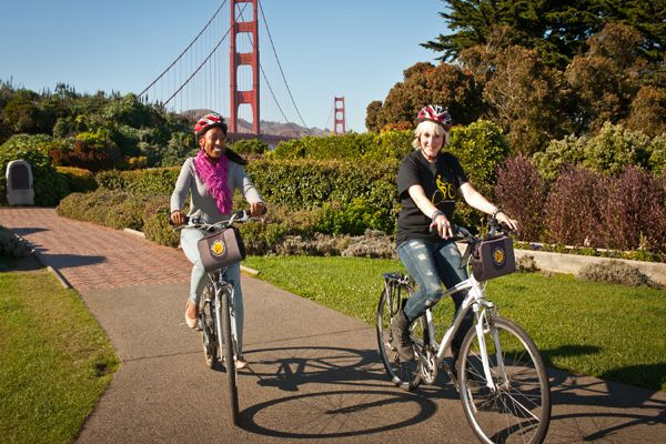 Guided Bike Tour Over The Golden Gate Bridge