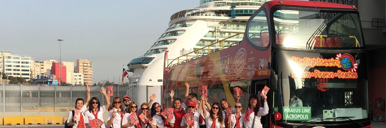 Cruise Ship Passengers 1-day Athens and Piraeus