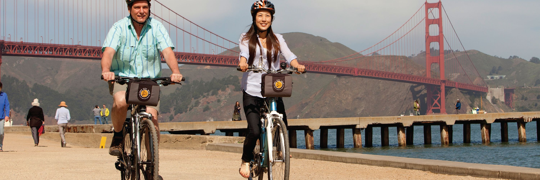Guided Bike Tour Over The Golden Gate Bridge