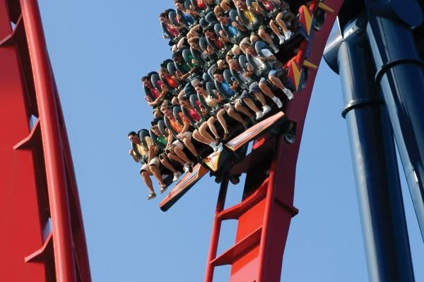 Sheikra Floorless