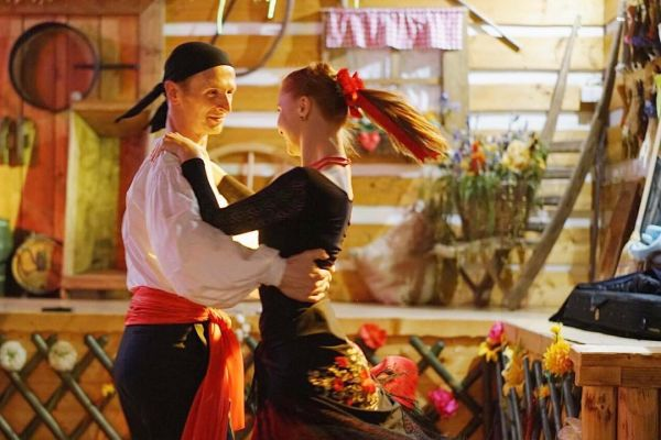 Traditional Folk Dancing