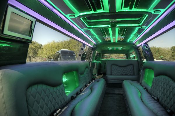 Shared Limousine Transportation