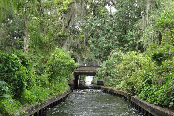 Winter Park City of Orlando Tour