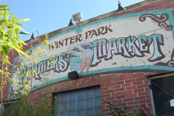 Winter Park Farmers Market City of Orlando Tour