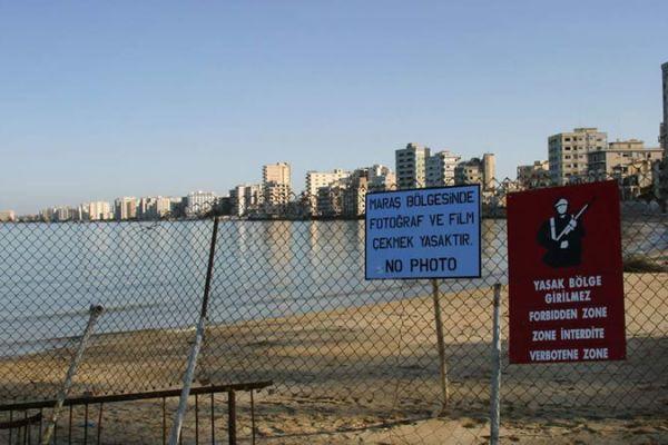 Divided Beach