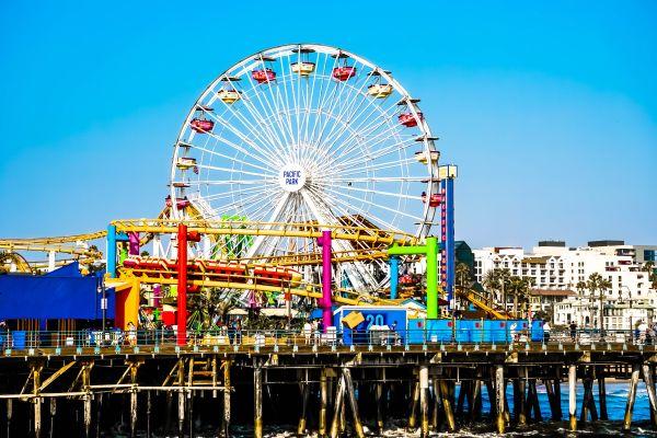 Santa Monica Pacific Pier