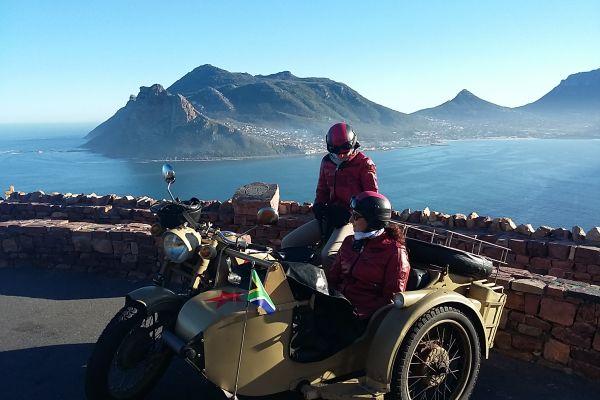 Cape Sidecar Adventure