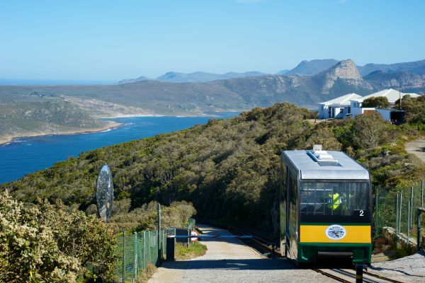 Funicular at Cape Point