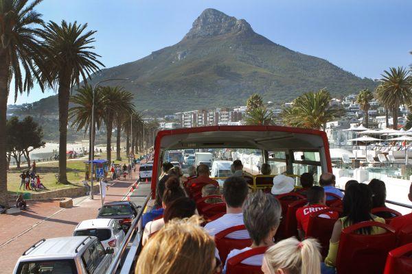 Classic bus ticket ride