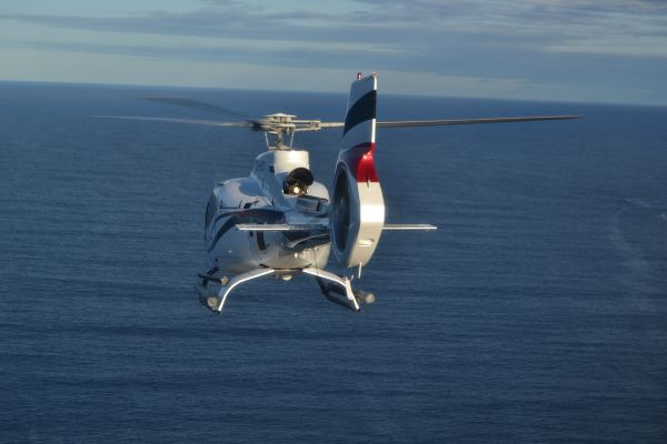 New Airbus quieter chopper