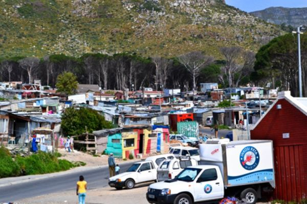 Imizamo Yetho Township Hout Bay