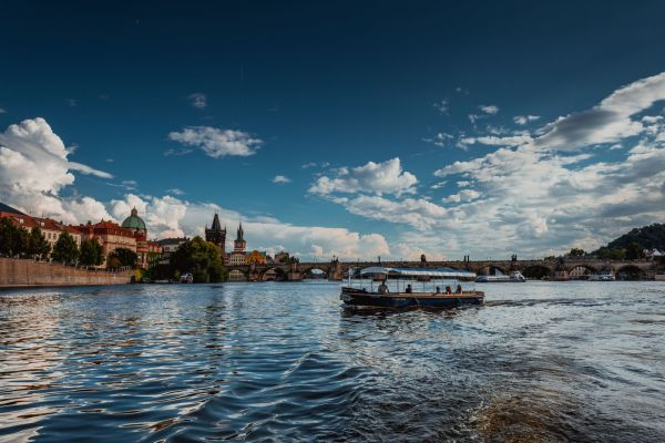 See Prague from the water