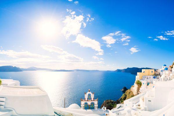 Views from Mykonos