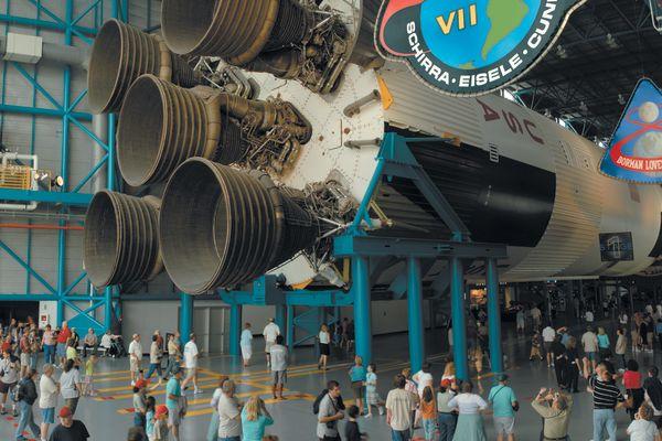 Saturn V Center