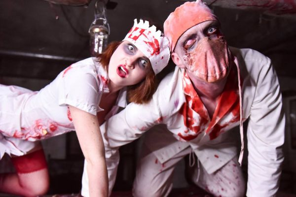 Scare yourself silly at Fear House