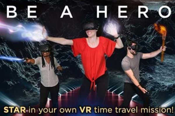 NEW VR Experience
