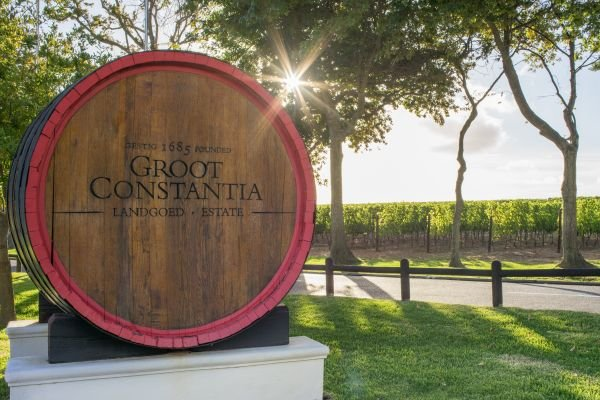 Groot Constantia Tasting & Estate tour