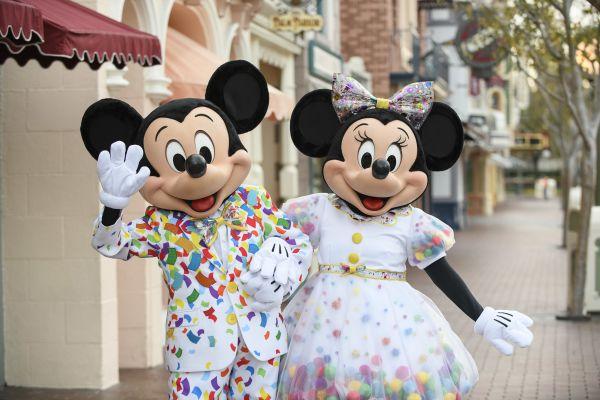 Disneyland® Resort or Disney California Adventure® Resort