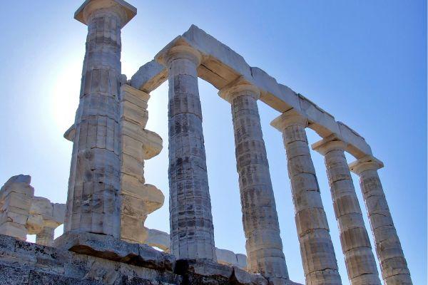 Visit Poseidon Temple