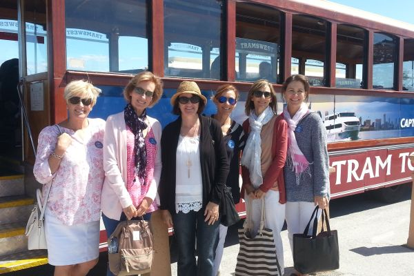 Fremantle Tram tour