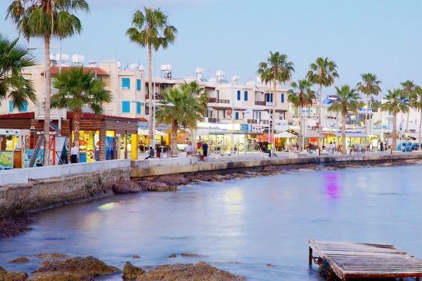 Paphos Port