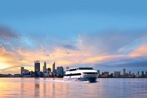 Return river cruise Perth-Fremantle