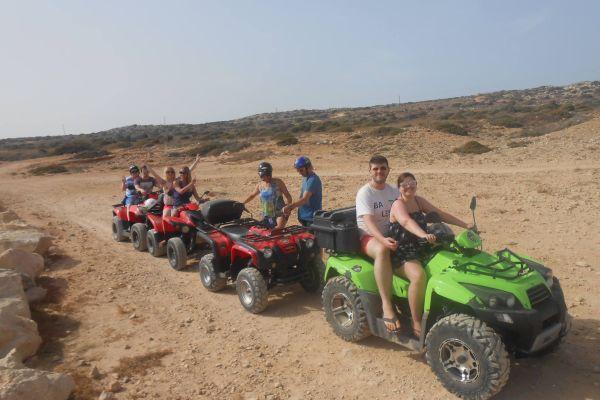Buggy Bike Safari