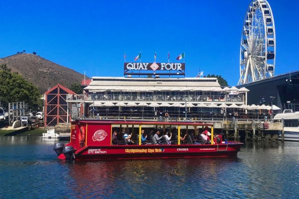 FREE Harbour Cruise