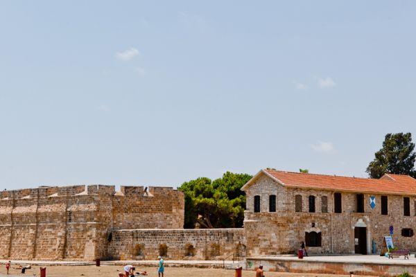 Larnaca Medieval Castle