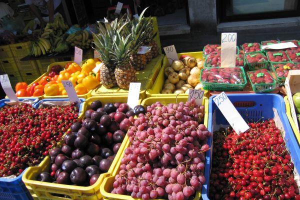 Larnaca Market