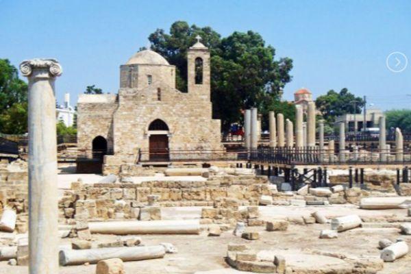 St. Pauls Pillar