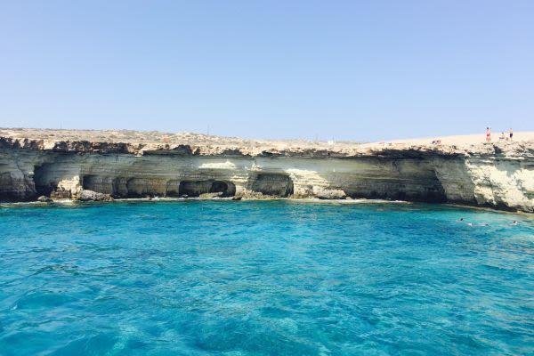 Caves Cape Greco