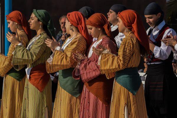 Cypriot dancing