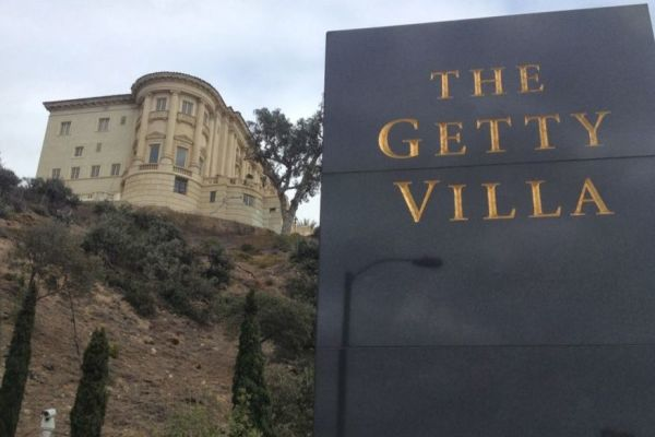 Getty Villa Tour