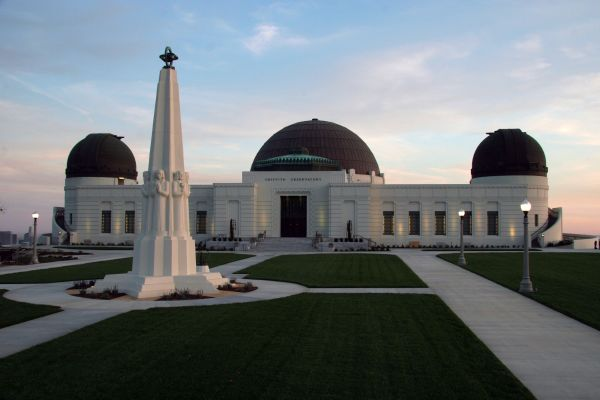 Los Angeles Historical Monument