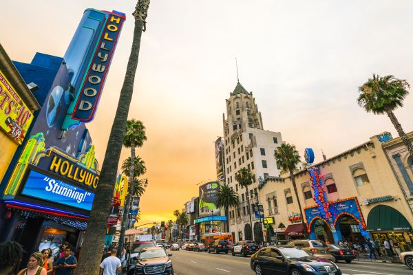 Time to explore Hollywood at your leisure before returning to your hotel