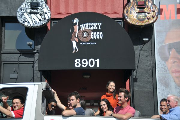 Sunset Strip Whiskey A Go Go
